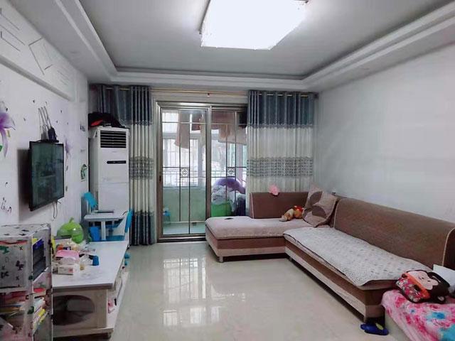 玫瑰园一楼总高11楼108平精装三室
