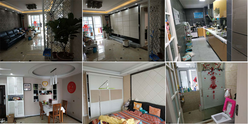 万宁城市景苑15楼127平精装三室,产证齐全带21平储藏室。