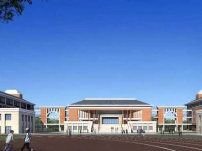 睢宁高铁商务区九年一贯制学校年底将建成!在你家附近吗?