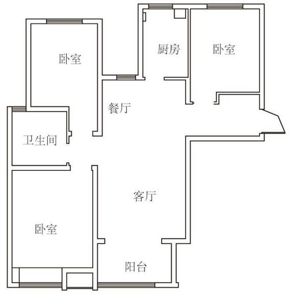 汇金学府电梯8楼,总高18楼,106平三室两厅,普通装修,产证齐全。