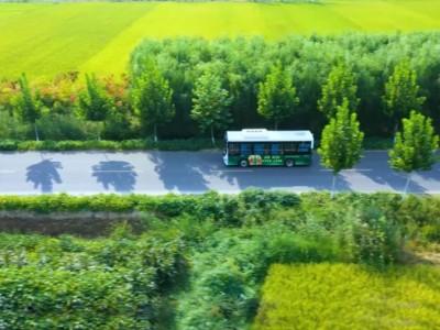 睢宁县首条省际毗邻公交正式开通啦!经过您家门前吗?